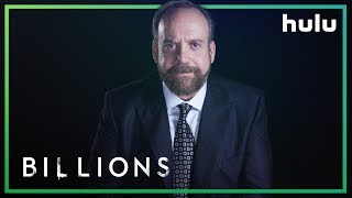 Billions • It's All On Hulu