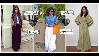 How to Dress Modestly 26 Ideas | Spring / Summer Edition