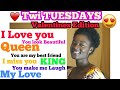 Download Video Download Twi Lessons for Beginners[Akan Twi Language] I love you..I miss you..You look beautiful.. 3GP MP4 FLV