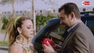 وش تانى - مشهد خارج عن القانون بين كريم عبد العزيز و سوزان نجم الدين ... لونه تحفه !!!