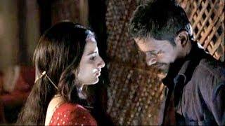 Vidya Balan romantic scene with her husband - Ishqiya Deleted Scene