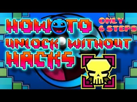 Xxx Mp4 Geometry Dash 2 11 TUTURIAL How To Unlock The Last Icon WITHOUT HACKS Just 6 Step S 3gp Sex