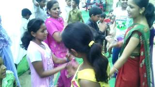 Desi dance little girl