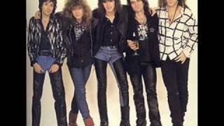 Bon Jovi - Raise Your Hands (80's photos)