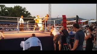 Pados Dániel (Militans MMA) - TKO Victory In The Third Round
