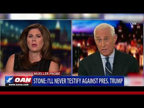 Xxx Mp4 Roger Stone I Ll Never Testify Against President Trump 3gp Sex