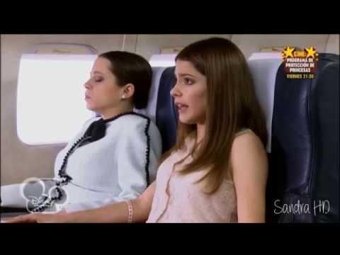 Violetta 1 Violetta en el avión de camino a Buenos Aires Capítulo 1
