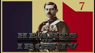 Hearts of Iron IV Waking The Tiger - Romania Multiplayer #7