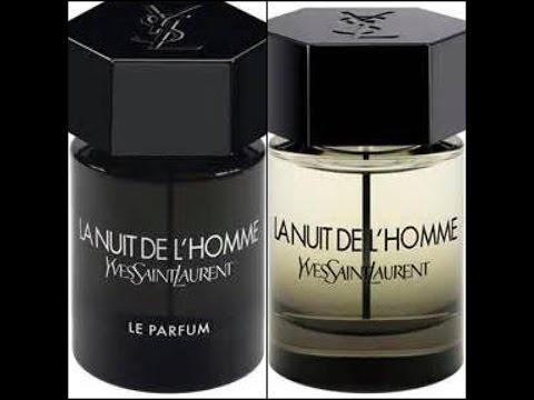 First Impressions/Comparison: La Nuit De L'Homme Le Parfum