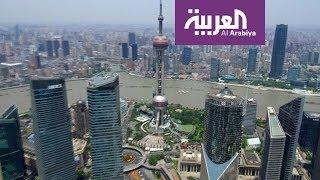 الرخاء الذهبي .. هو ثالث أطول مبنى في شنغهاي