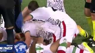 گل رضا قوچان نژاد به امارات بدون سانسور تماشاگران