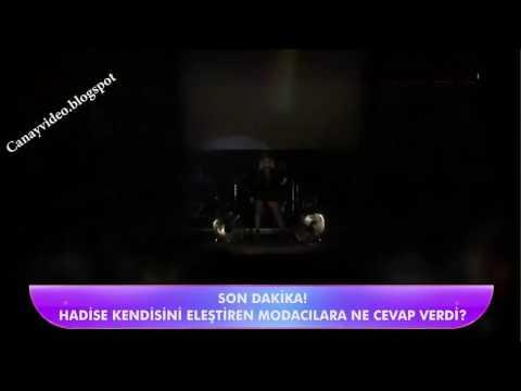 Hadise Sahnede Etek Altı Frikikler Kıbrıs Konseri Magazin D 15 Ağustos 2016 HD