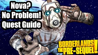 Borderlands The Pre Sequel: Nova? No Problem!