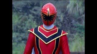 """தமிழ் Power Rangers Mystic Force Red Ranger """"Nick"""" First Morph and Fight in Tamil"""