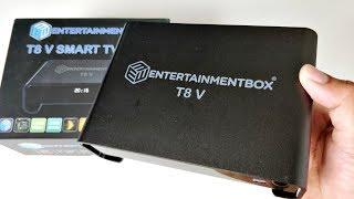 2017 Powerful Android Octa-Core TV Box  - EBOX T8 V