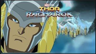 Thor Ragnarok - Trailer [Avergers EMH Version] HD