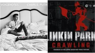How Long Are You Crawling? - Charlie Puth vs Linkin Park (Mashup)