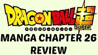 Dragon Ball Super Manga Chapter 26