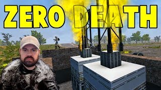 Zero-Death Test Run | Gnamod Horde Mode | 7 Days To Die Alpha 16 Multiplayer Gameplay PC | S03 E01