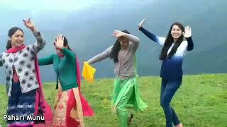Pahari Nati at Chanshal Pass, Himachal Pradesh
