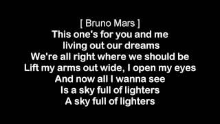 Bruno Mars  Lighters