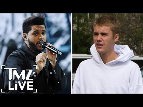 Justin Bieber Trashes The Weeknd TMZ Live