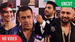UNCUT - Zee Cine Awards 2016 | Salman Khan, Ranveer Singh, Honey Singh & Many More | Viralbollywood