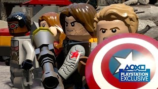 LEGO Marvel's Avengers - Captain America: Civil War Character Pack | Available Now
