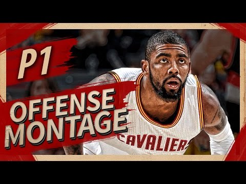Kyrie Irving Offense Highlights Montage 2016/2017