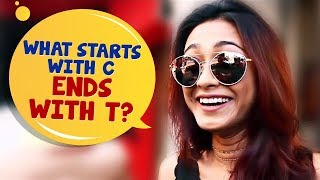 What is 8 inches Long | Dirty Mind Challenge | Kolkata Girls Open Talk | Wasspup India