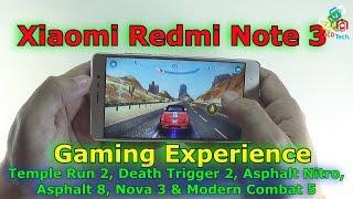 [Hindi-Audio]-Redmi Note 3 Gaming Review