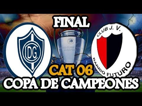 Deportivo Guido vs Barrio Futuro CAT 06 Final copa de campeones 2017