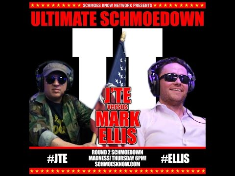 Mark Ellis vs JTE! (ULTIMATE SCHMOEDOWN PART 2!)