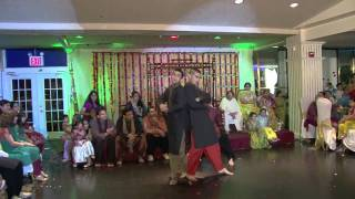DhoomBros - Funniest Mehndi Dance Battle