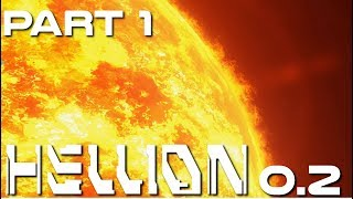 Hellion | 0.2 Update Part 1 of ? | Hellion Gameplay
