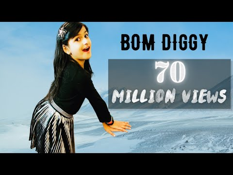 Bom Diggy I Zack Knight & Jasmin Walia - Dance Cover-hdvid.in
