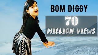 Bom Diggy I Zack Knight & Jasmin Walia - Dance Cover
