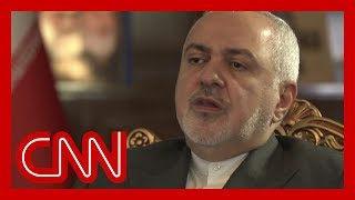 Iran Foreign Minister: US strike would trigger