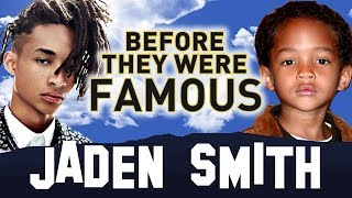 JADEN SMITH | Before They Were Famous | 2018 BIOGRAPHY