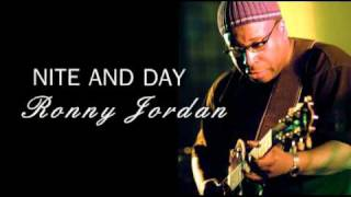 Nite and Day - Ronny Jordan (Smooth Jazz Guitar)