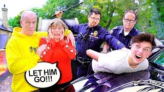 POLICE PRANK ON PARENTS!! *Gone Too Far*