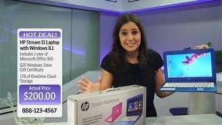 HP Stream 11 Review: A $200 Laptop That