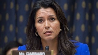 Corporate Dems: Primary Tulsi Gabbard For Questioning Regime Change