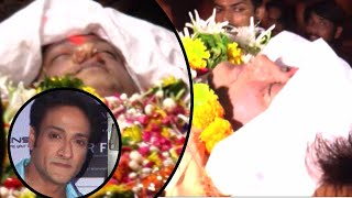 Salman Khan's Close Friend Inder Kumar's Full Funeral Video | All Bollywood Actors Attend Last Rites