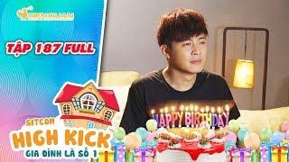 Gia đình là số 1 sitcom | tập 187 full: Đức Mẫn xúc động đến phát khóc trong ngày sinh nhật của mình