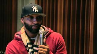 Joe Budden On His Shady Cypher Verse