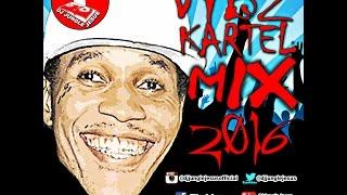 ♫Vybz Kartel- King Of Dancehall Mix Vol. 2 OCTOBER 2016 Popcaan Diss Jahmiel & Mavado
