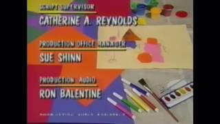 The Treasure Of Rainbow Beard Seeing Credits (April 14, 1992)