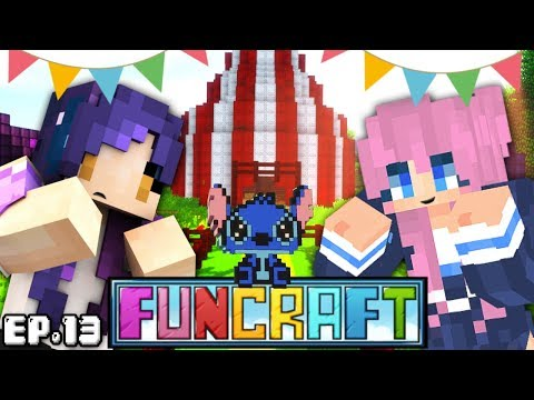 Visiting Lizzie s Weird Circus FunCraft Ep. 13