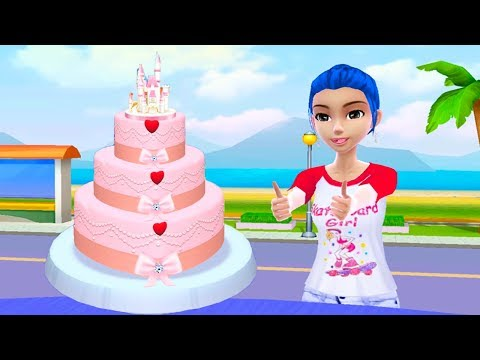 Fun Cake Cooking Game My Bakery Empire Play Fun Bake Decorate & Serve Cakes Bakery Story Game